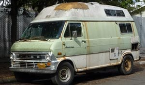 cash for scrap cars, vans in Woodstock